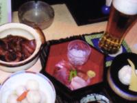 堺筋本町の日本紐釦の側の居酒屋【京のおばんざい小町】単身赴任セット
