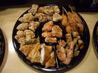 堺筋本町の日本紐釦の側の居酒屋【京のおばんざい小町】オードブルセット2