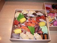 堺筋本町の日本紐釦の側の居酒屋【京のおばんざい小町】おせち料理3